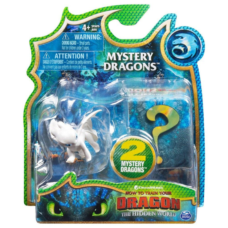 How To Train Your Dragon Mystery Dragons 2Pack Asst