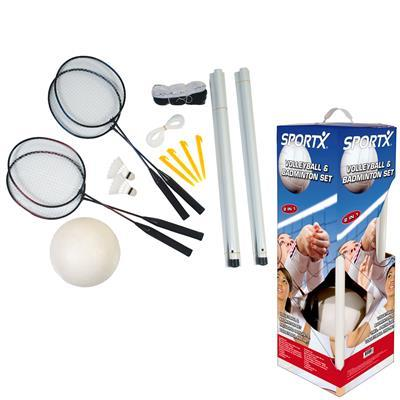 SportX Volley/Badminton set