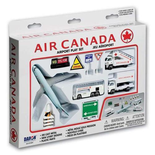 12 PC PLAYSET-AIR CANADA