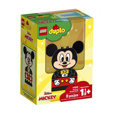 Lego 10898 Duplo First Mickey Build