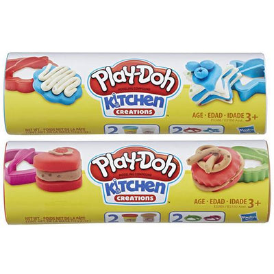 Play-Doh Kitchen Creations Cookie Canister Asst