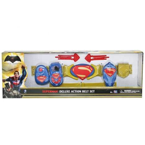 SUPERMAN SET COMBAT BELT