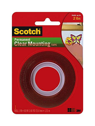 3M-scotch 4010 mounting tape 1X60
