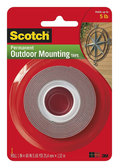 3M-scotch 4011 mounting tape 1X60