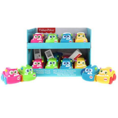 fisher price MINI MONSTERS ASST