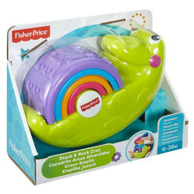 Fisher price STACK & ROCK Croc