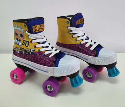 LOL URBAN QUAD SKATES