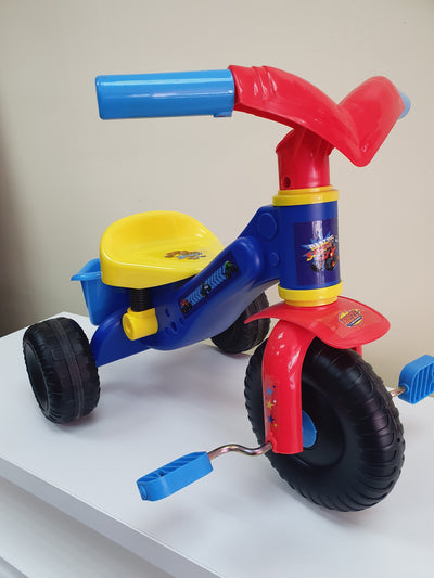 BLAZE PLASTIC TRICYCLE