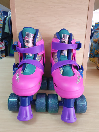 LOL SKATES DELUXE ADJUSTABLE