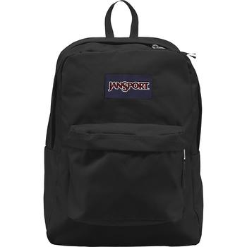 JANSPORT CROSS TOWN BLACK
