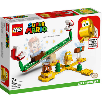 LEGO 71365 SUPER MARIO PIRANHA PLANT POWER SLIDE
