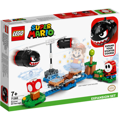 LEGO 71366 SUPER MARIO BOOMER BILL BARRAGE
