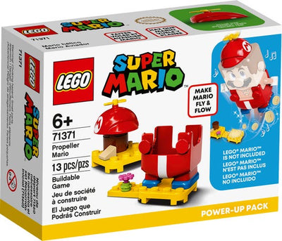 LEGO 71371 POWER-UP PROPELLER MARIO