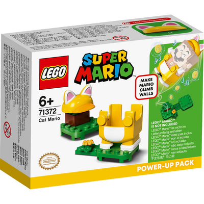 LEGO 71372 POWER-UP KAT MARIO