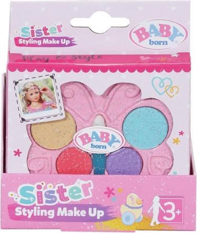 BABY BORN SISTER STYLING MAKE UP SET