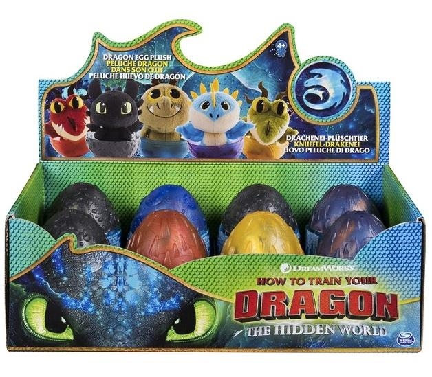 How To Train Your Dragon Surprise Egg