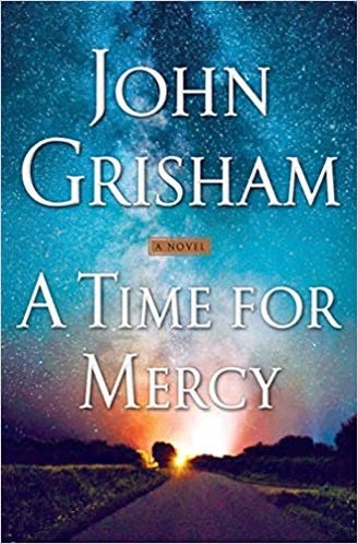 A TIME FOR MERCY - JOHN GRISHAM