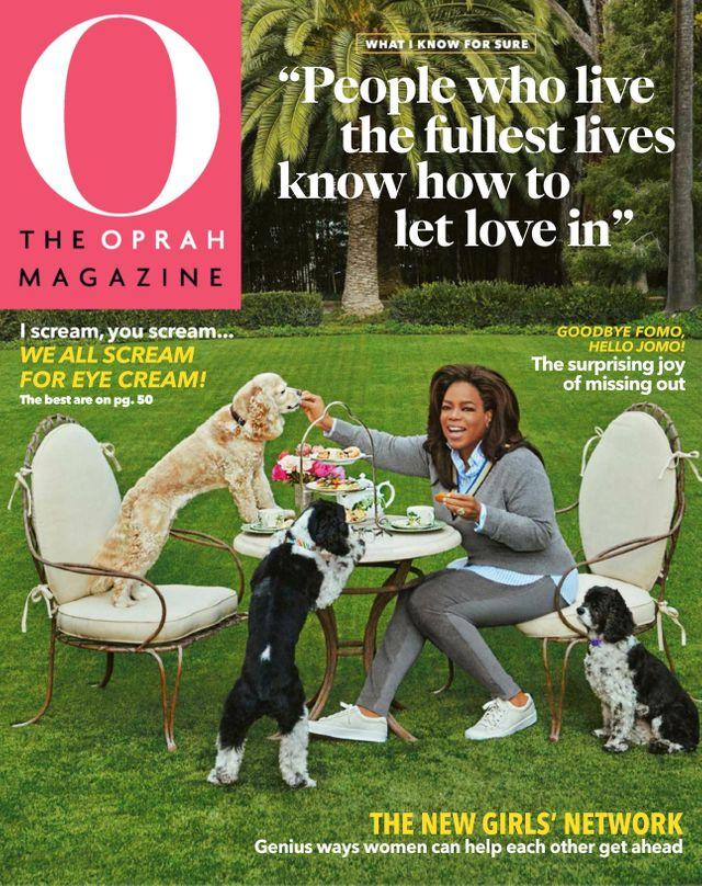OPRAH MAGAZINE APRIL 2020
