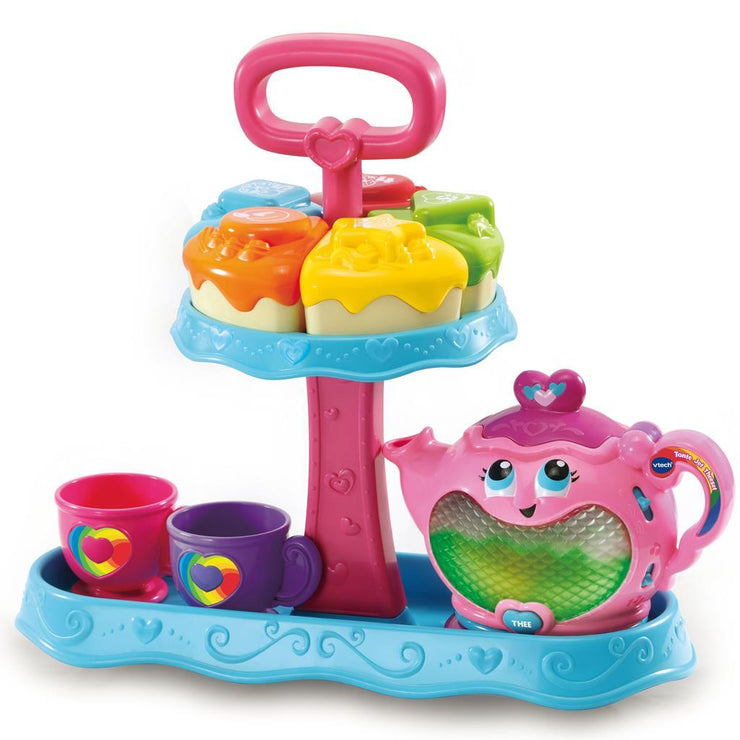Vtech Tante Jet Theeset