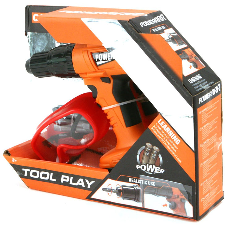 Cayee Tool Play Electric Screwdriver