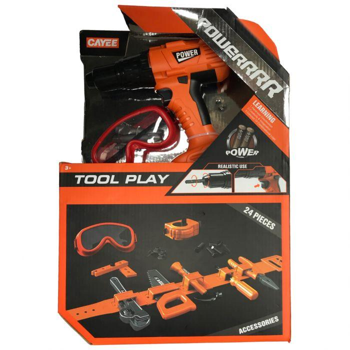 Cayee Tool Play Super Set