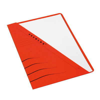 Jalema secolor A4 insertion file red