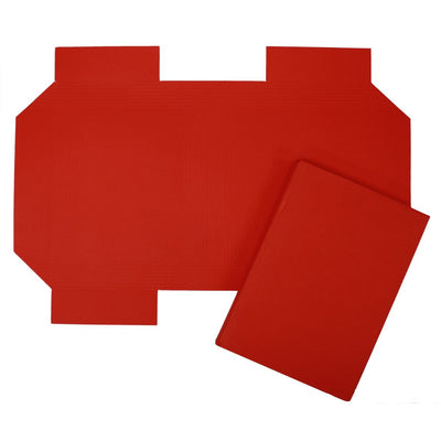 Jalema multobook covers (A4/A5) rood