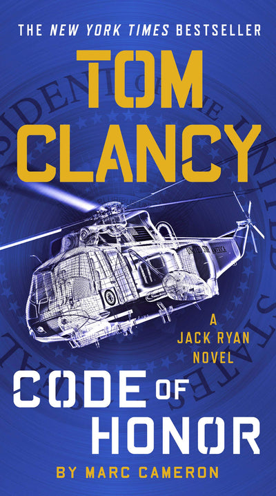 TOM CLANCY CODE OF HONOR -( Jack Ryan Novel #19 ) - MARC CAMERON