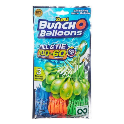 Zuru Bunch O Balloons 3 Bunches Included
