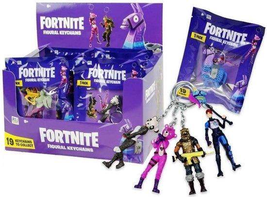 Fortnite Figural Keychain