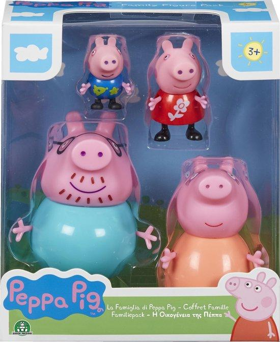 Peppa Pig Family Figure Pack