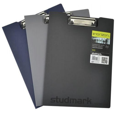 studmark folder A4 with cover & clip