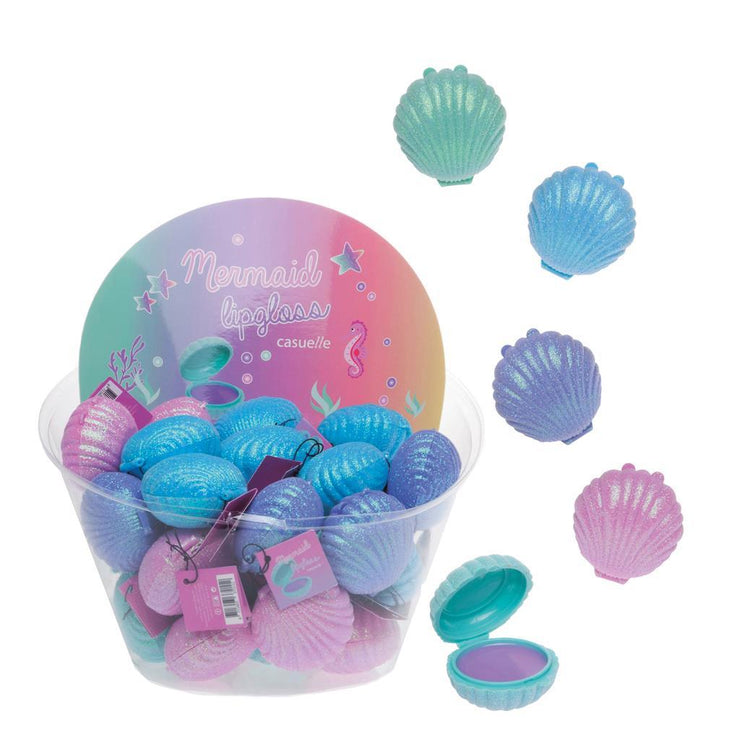 Casuelle Mermaid Lipgloss