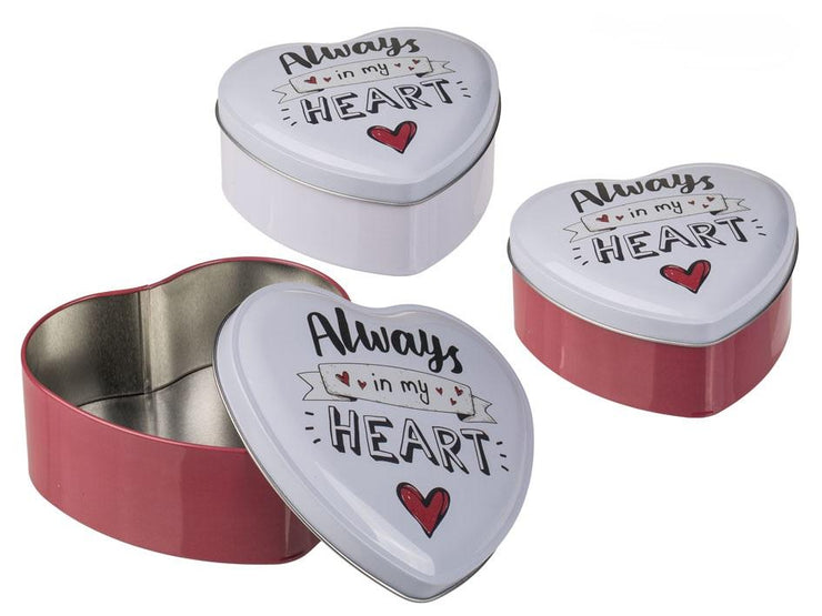METAL BOX ALWAYS IN MY HEART