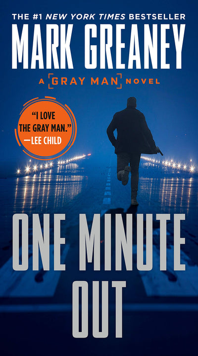 ONE MINUTE OUT - MARK GREANEY