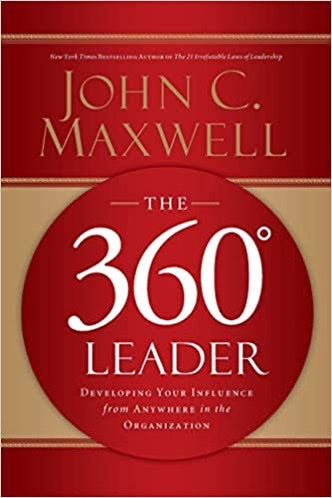 360 DEGREE LEADER - JOHN C. MAXWELL