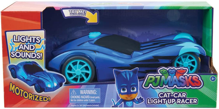 PJ Masks Cat-Car Light Up Racer