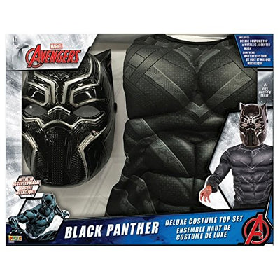 BLACK PANTHER SUPER COSTUME