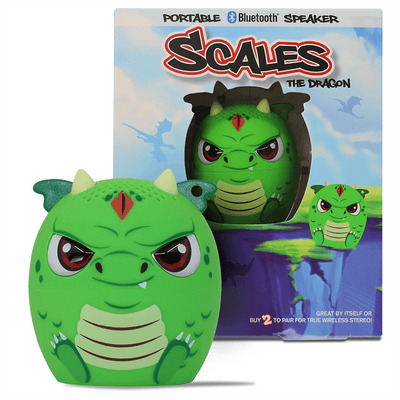 SCALES THE DRAGON PORTABLE SPEAKERS