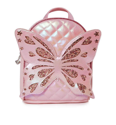 OMG BUTTERFLY QUILTED MINI BACK PACK