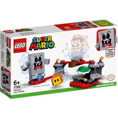 LEGO SUPER MARIO 71364 WHOMP'S LAVA TROUBLE