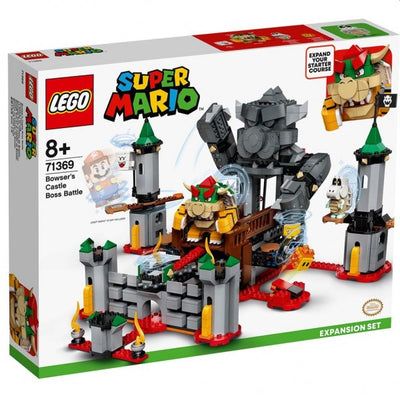 LEGO SUPER MARIO 71369 BOWSER CASTLE BOSS BATTLE