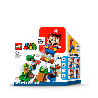 LEGO SUPER MARIO 71360 ADVENTURES WITH MARIO