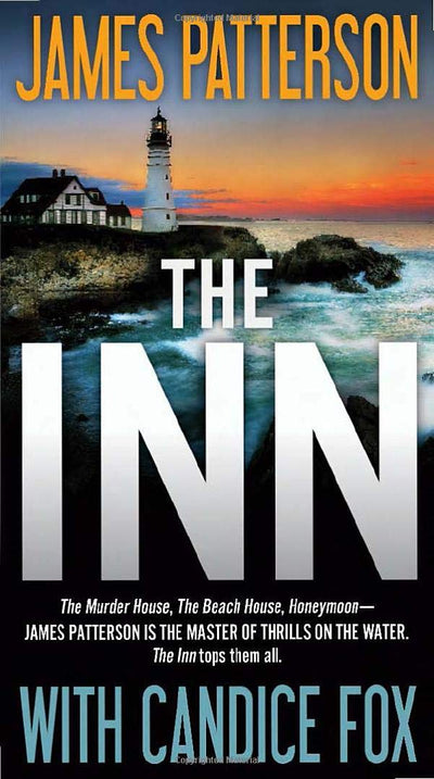 THE INN - JAMES PATTERSON with CANDICE FOX