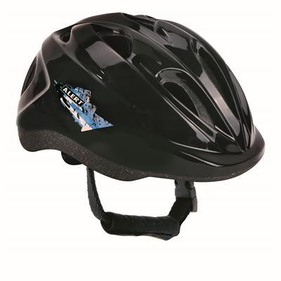 Alert Adjustable Helmet Black