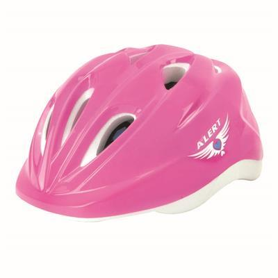 Alert Adjustable Helmet Pink