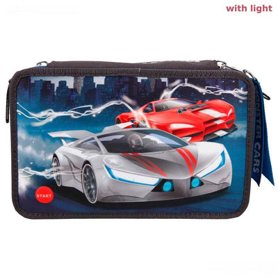 MONSTER CARS ETUI GEVULD