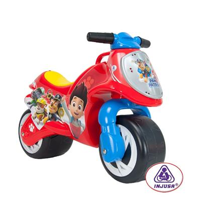 INJUSA PAW PATROL LOOPMOTOR 1.5+JR
