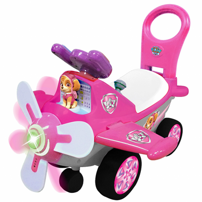 PAW PATROL SKYE FLYING PLANE