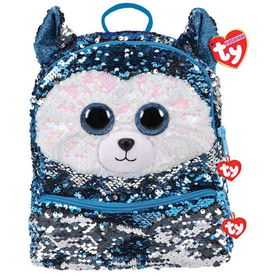 TY FASHION RUGZAK SLUSH HUSKY SQUARE 22CM